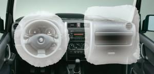 airbagy v Suzuki Jimny