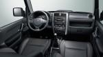 Suzuki Jimny 2015 Style - interiér