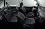 Suzuki Jimny 2015 Style - sedadla