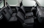 Suzuki jimny comfort sedadla