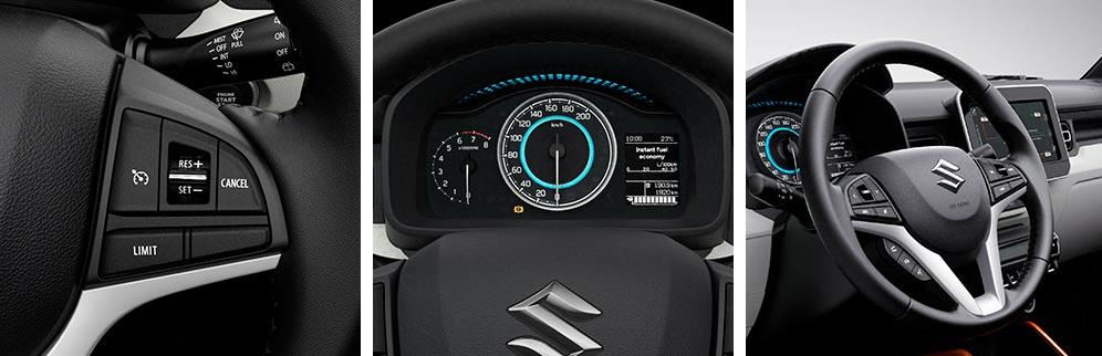 volant Suzuki Ignis