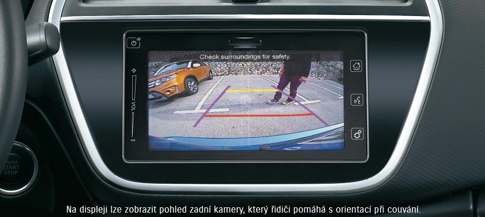 Suzuki Smartphone audio v s cross