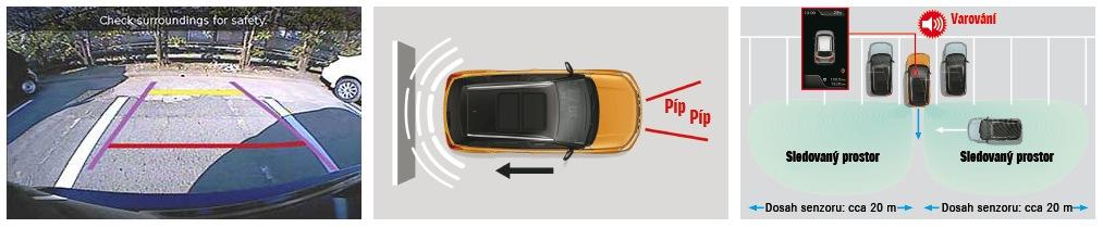 snadné parkování se suzuki vitara