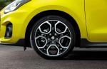 suzuki swift sport - detail kola
